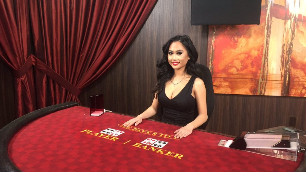 Online casino roulette game