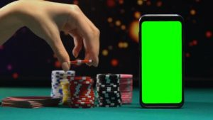 Casino poker is a public casino poker game